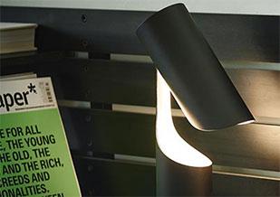 Opsætning og montering af lamper